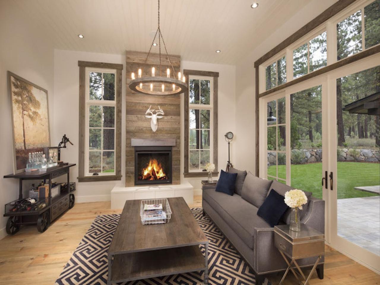 Fullsize Of Rustic Living Room