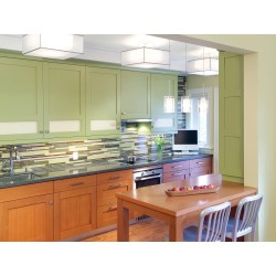 Small Crop Of Green Kitchen Cabinets