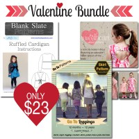 Valentine Pattern Bundle Sale