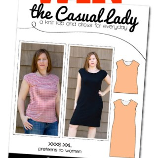 Win the Casual Lady pattern! CLOSED