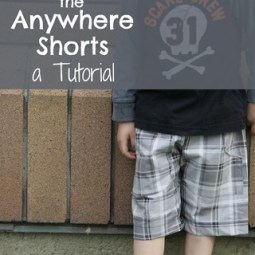 anywhere shorts