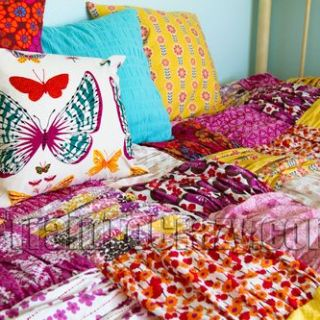 Featured: Gathered Duvet Tutorial