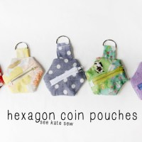 hex coin purse