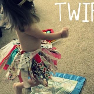 Featured: Fabric Scrap Tutu Tutorial