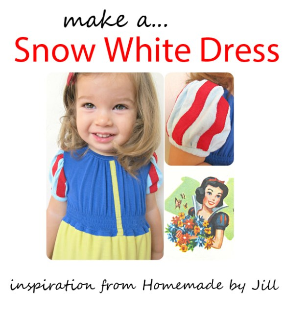 snow white dress