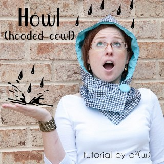 Featured: Howl (Hooded Cowl) Tutorial