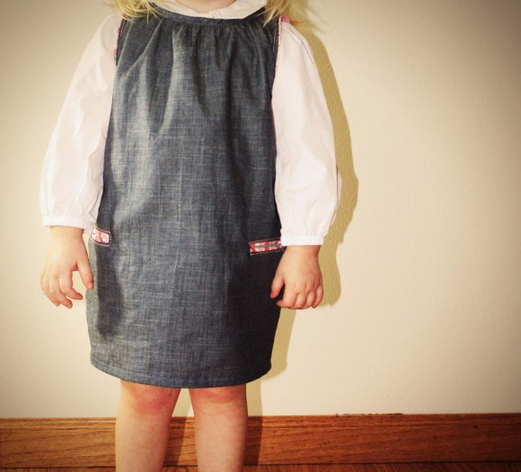 Go To Shift Dress sewing pattern