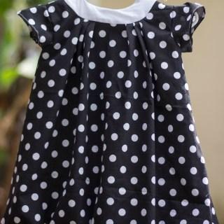 Sew & Tell: Tiny Bubbles Dress
