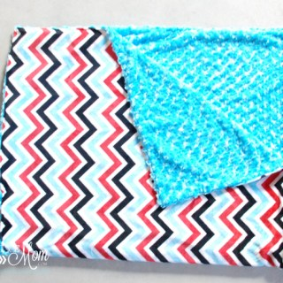 Featured: Minky Blanket Tutorial