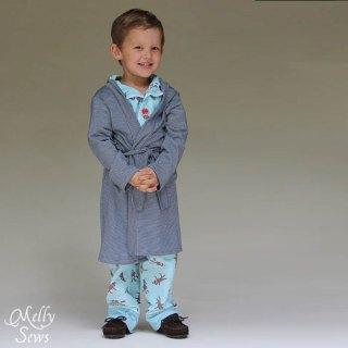Featured: Sleepy Robe Tutorial