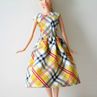 Barbie Dress Tutorial