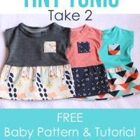 Tiny-Tunic-Take-2-Free-Pattern
