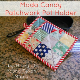 Patchwork Potholder Tutorial
