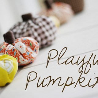 Playful Pumpkins Tutorial