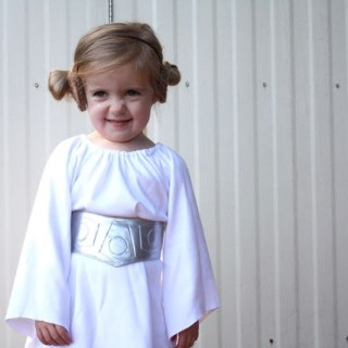 Princess Leia Belt Tutorial