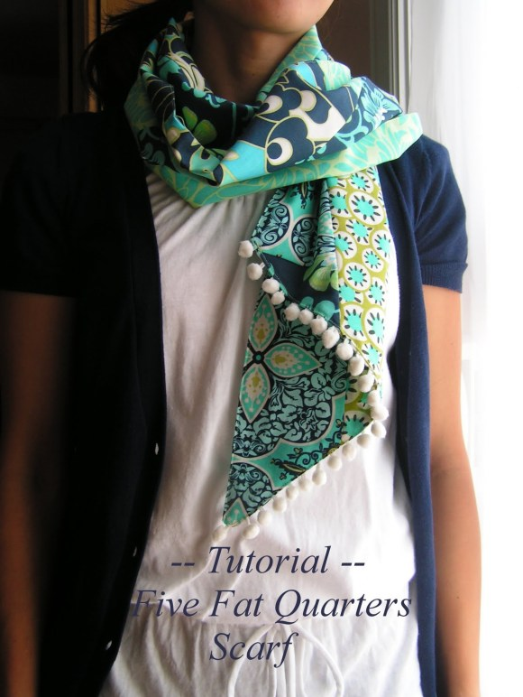 TutorialScarf