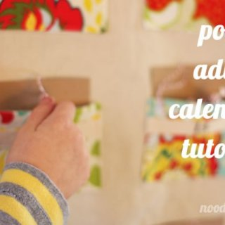 Pocket Advent Calendar Tutorial