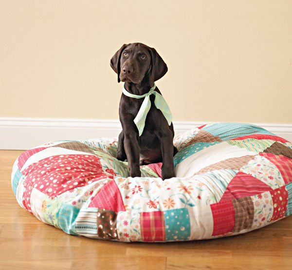 Pet pillow tutorial by All People Quilt - Sewtorial