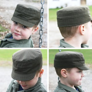 The Cadet Cap