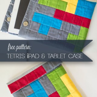 Tetris Tablet Case