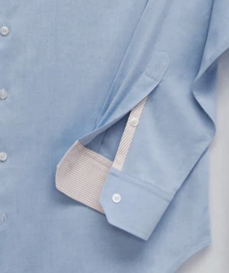 Here's an excellent tutorial by Off the Cuff for creating a shirt sleeve placket that will give your dress shirts a more professional finish. -Sewtorial