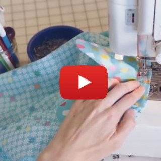 In this video tutorial by Liesl Gibson (for Craft Bug), you' ll learn the correct way to sew seams to create a smooth finish (without puckering.) -Sewtorial