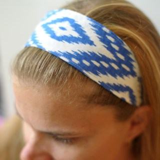 DIY Women's Headband
