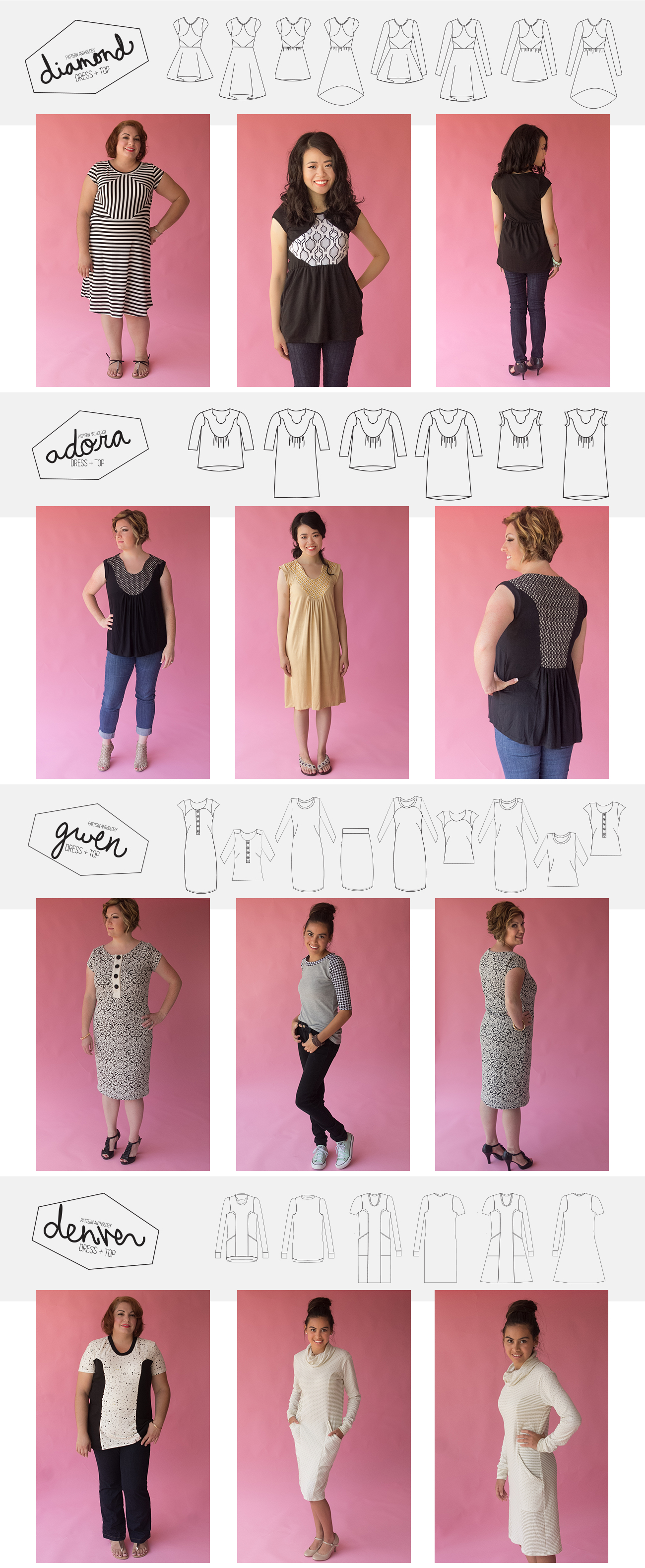 Eek! Love these patterns! On sale Sept 18-Oct 2.