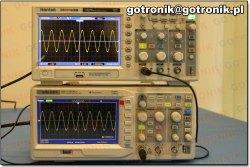 DSO5102BM Hantek vs. SDS1102CML+ Siglent