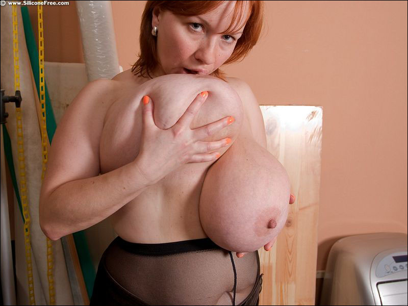 divine breasts ginger ana