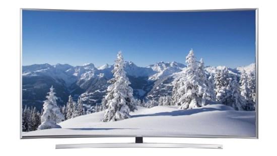 "Samsung UE48JU7500 - Televisor curvo 4K de 48"""