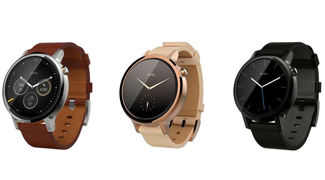 Motorola Moto 360 – Smartwatch de segunda generación (2015 ...