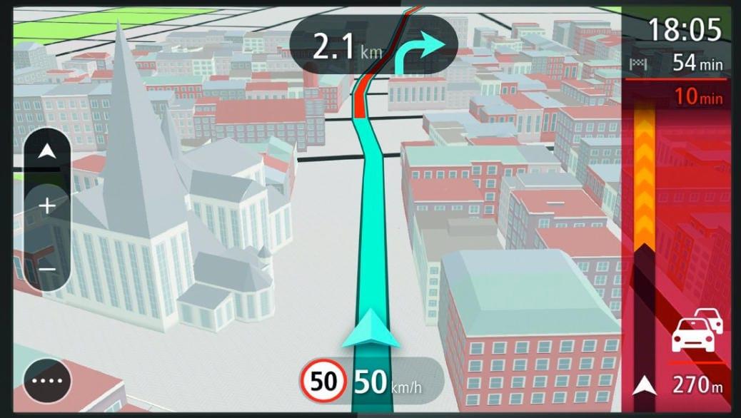 Los 3 mejores navegadores GPS para coches en 2016