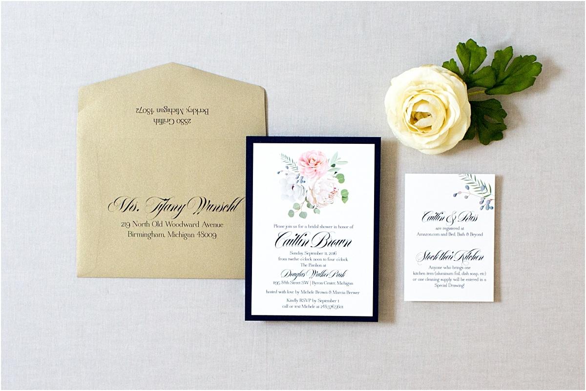 Fullsize Of Bridal Shower Invitation Wording