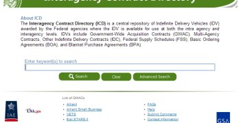 interagency-contract-directory