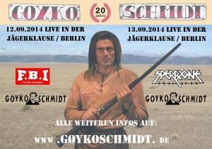 Zwanzig Jahre Goyko Schmidt