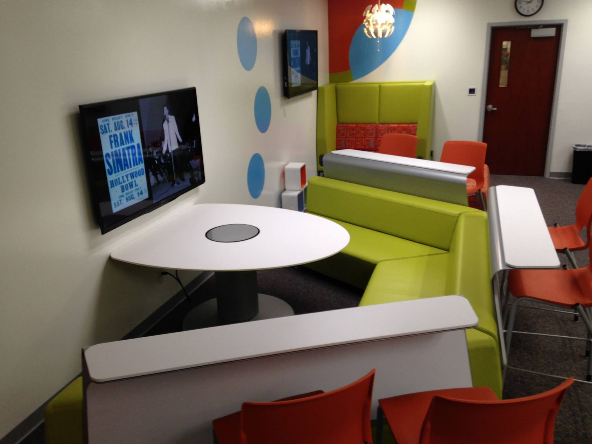 furniture classroom for 21st century learning of 8
