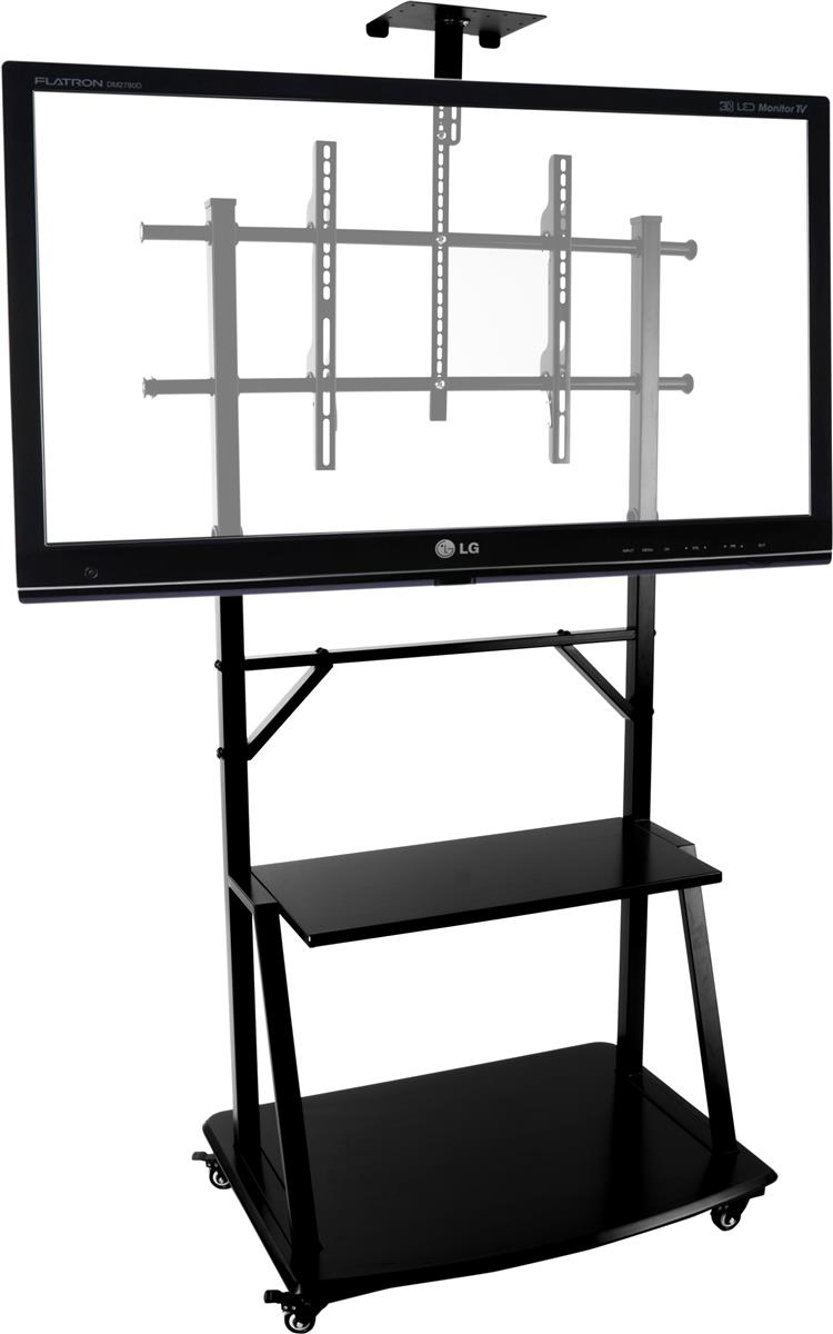 Calm Flat Panel Display Tv Stand Wheels Boardroom Tv Stand Lcd Mounting Cart Flat Screens Wheels Qatar Tv Stand houzz-02 Tv Stand With Wheels