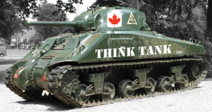 "This is more like the type of ""think tank"" we need."