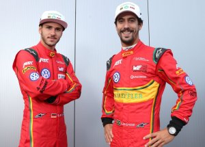 Di Grassi joined ABT's Formula E lineup, partnering former GP2 racer Daniel Abt. (ABT Sports)