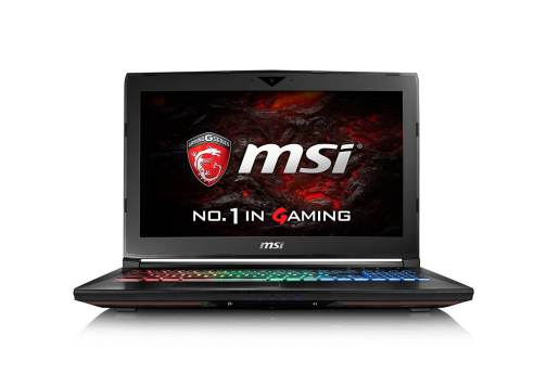 MSI GT62VR Dominator GTX 1060 Pascal Laptop