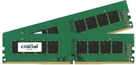 Crucial 16GB DDR4 2133MHz gaming RAM
