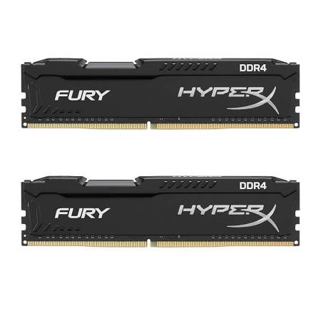 Kingston HyperX FURY Black 16GB Kit 2133 Gaming RAM
