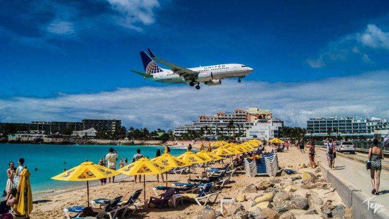 KLM Pulls 747 from SXM, Announces AMS – SXM Nonstop Flights