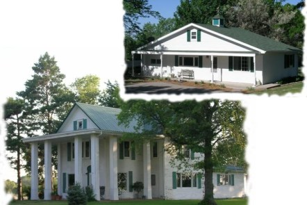 Main House & the Cottage