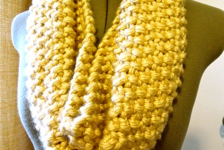 nifty knit Cowl Scarf