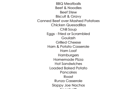 family favorites menu @ graceelizabeths.com