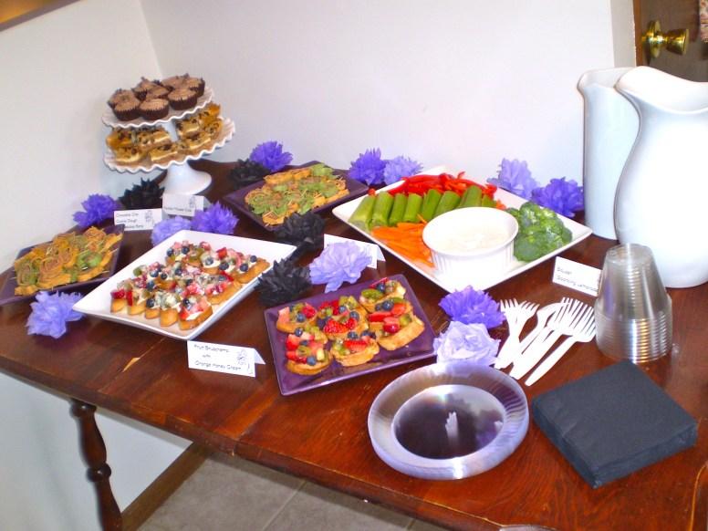 Spa Bachelorette Party