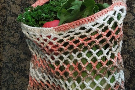 Crochet Market Bag by #GraceElizabeths