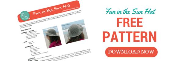 Fun in the Sun Hat Pattern